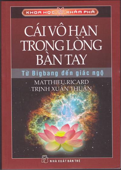 CÁI VÔ HẠN TRONG LÒNG BÀN TAY
